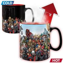 ABYstyle Marvel - Heroes 460ml
