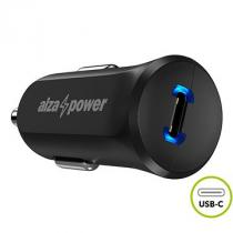 AlzaPower Car Charger P310 USB-C Power Delivery