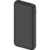 AlzaPower Carbon 20000mAh Fast Charge + PD3.0