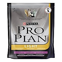 Purina PRO PLAN Cat Light Turkey 3 kg
