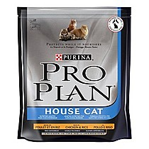 Purina PRO PLAN Cat Housecat Chicken 1,5 kg