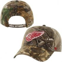 47 Brand Detroit Red Wings Realtree Camo