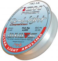 Awa-S Vlasec Ion Power Q-Light Competition 150m - 0,181mm