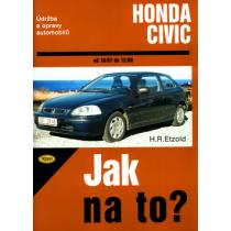 Honda Civic od 10/87 do 12/00
