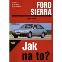 Ford Sierra rok od 9/82 do 2/93