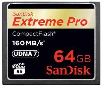 SanDisk CompactFlash Extreme Pro 64GB