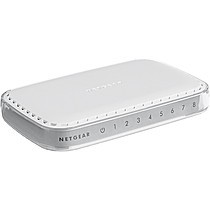 NETGEAR - 8 PORT GIGABIT DESKTOP SWITCH