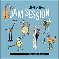 Jam Session kniha