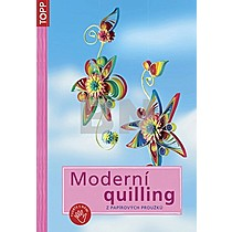 Moderní quilling