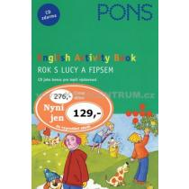 Rok s Lucy a Fipsem + CD - English Activity Book