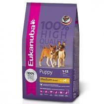 Eukanuba Puppy Junior Medium Breed 3 kg