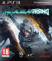 Metal Gear Solid: Rising (ps3)