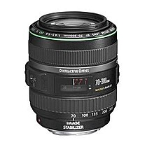 Canon EF 70-300 mm f/4.5-5.6 DO IS USM