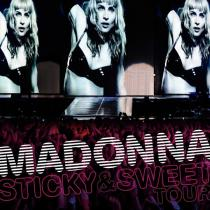 Madonna - Sticky And Sweet (Live CD and DVD) (Music CD) - Madonna