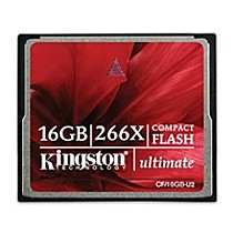 KINGSTON CF 16GB Ultimate CompactFlash