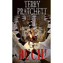 Terry Pratchett: Buch!