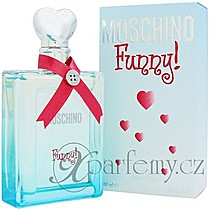 Moschino Funny - odstřik W EDT 1 ml