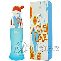 Moschino I Love Love - odstřik W EDT 1 ml