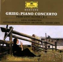 GRIEG E. Piano Concerto In A Minor