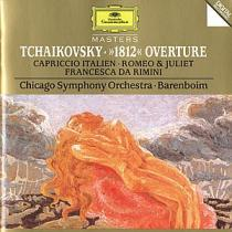 TCHAIKOVSKY P. I.: Romeo and Juliet