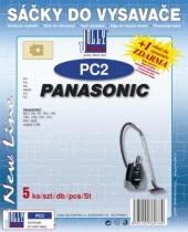 Jolly PC 2 5ks do vysavače PANASONIC