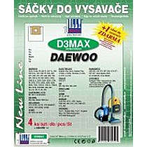 Jolly D 3 MAX 4 1ks do vysavače DAEWOO