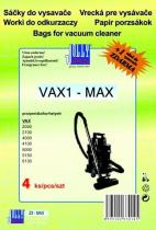 Jolly VAX MAX 4ks do vysavače VAX