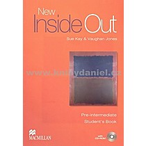 Sue Vaughan Kay Jones New Inside Out Pre Intermediate