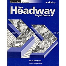 John a Liz Soars New Headway Intermediate Workbook with key