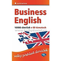 Business English 10 000 slovíček v 80 tématech