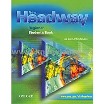 John a Liz Soars New Headway Beginner Student´s Book