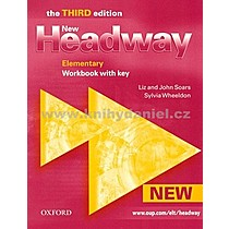 John a Liz Soars New Headway Elementary Third Edition Workbook with key