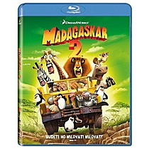 Madagaskar 2 Blu ray