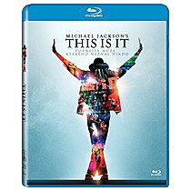 Michael Jackson´s THIS IS IT Blu ray