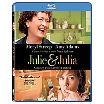 Julie a Julia Blu ray