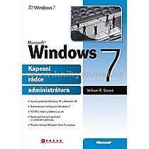 William R Stanek Microsoft Windows 7