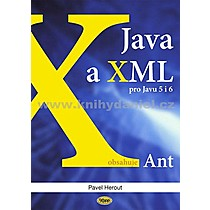 Pavel Herout Java a XML