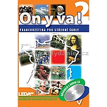 ON Y VA! 2 Sada učebnice + 2CD