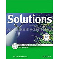 T P A Falla Davies Solutions elementary student´t book + CD CZedition