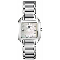 TISSOT T02.1.285.74 T-WAVE DIAMONDS ON THE DIAL