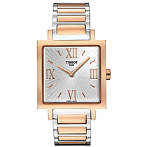 TISSOT T034.309.32.038.00 HAPPY CHIC Square