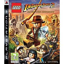 LEGO INDIANA JONES 2 THE ADVENTURE CONTINUES (PS3)
