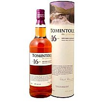 Tomintoul 16 Y