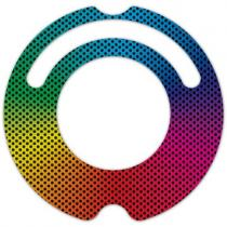iRobot iDress Digital rainbow