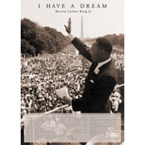 POSTERS MARTIN LUTHER KING plakát 61 x 91 cm