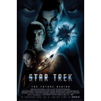 POSTERS STAR TREK one sheet a plakát 61 x 91 cm