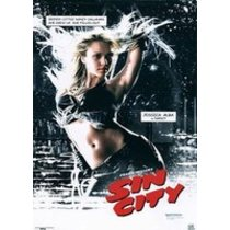 POSTERS SIN CITY nancy plakát 61 x 91 cm