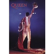 POSTERS QUEEN crown plakát 61 x 91 cm