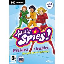 Totally Spies!: Příšera z bažin (PC)