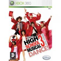 High School Musical 3: Senior year DANCE! (Xbox 360)